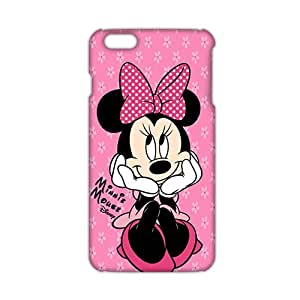 Angl 3D Case Cover Cute Minnie Mouse Cartoon Phone Case for iPhone6 plus wangjiang maoyi by lolosakes