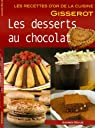 Desserts au Chocolat - Recettes d'Or par Boué