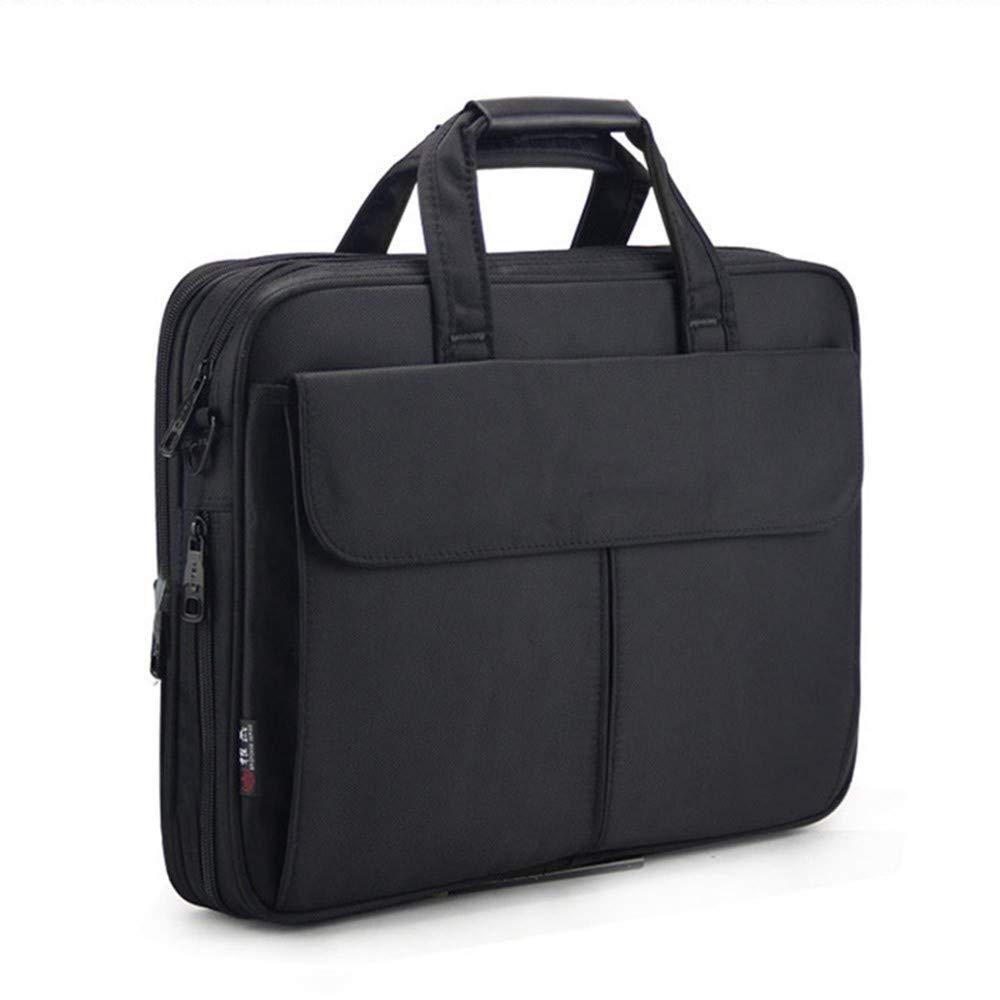 Lianaic Laptoptasche Geschäft Aktentasche Laptop Tasche Handtasche Oxford Tuch Große Kapazität Multifunktions Qualität Umhängetasche