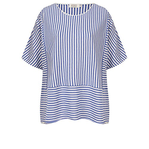Masai Clothing - Camiseta - para mujer Blue - original