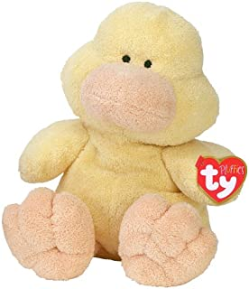 467673bb9fe Amazon.com  Ty Beanie Babies - Puddles - Yellow Duck  Toys   Games