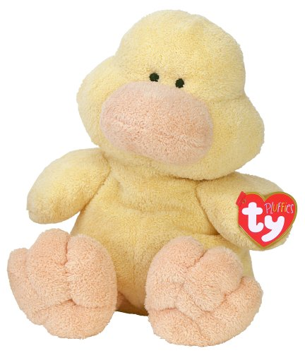 PUDDLES - duck (Babies Pluffies Beanie)