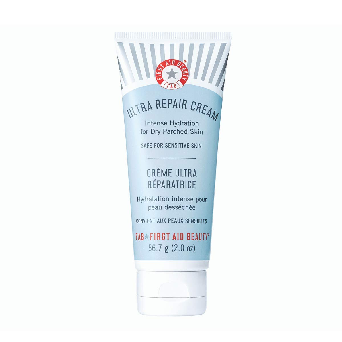 First Aid Beauty Ultra Repair Cruelty-Free Facial Cream