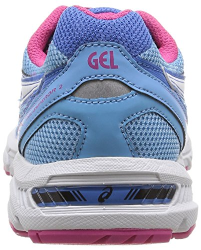 Gel hot Asics Chaussures Bleu powder white 3901 Blue Multisport emperor Pink Femmes 2 Outdoor dPqgBq