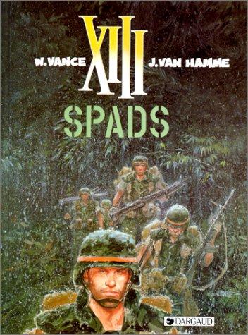 XIII Treize n° 04<br /> Spads