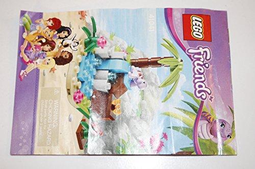 LEGO 6061931 Friends Turtles Little Paradise 41041 Building Kit
