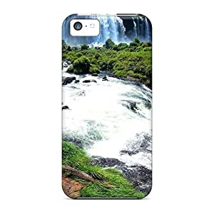 For Iphone 5c Fashion Design Amazing Huge Waterfall Case-JhNYndQ2206MiSKs