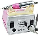 Beauties Factory Electric Nail File Drill Set with Carbide Bit