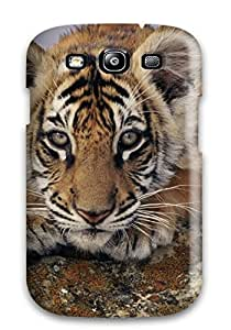 For Galaxy S3 Tpu Phone Case Cover(tiger Cub)