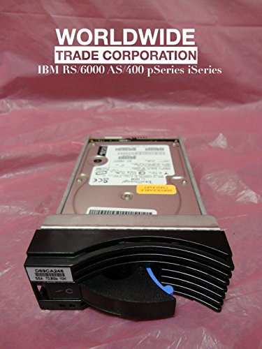(IBM 17P7603 8572 72. 8GB 10K RPM Advanced SSA Disk Drive Module pSeries for 7133-D40 7133-T40 Â)