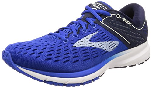 Brooks Men's Ravenna 9, Blue/Navy/White, Size 8.0