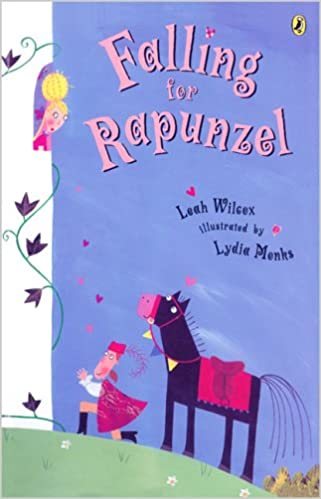 Image result for falling for rapunzel by leah wilcox