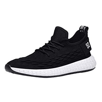 Chaussures Décontracté Bluestercool Homme Respirant Sneakers Running y8n0wOPvmN