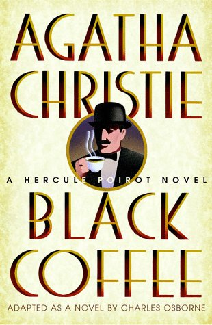 book cover of Black Coffee