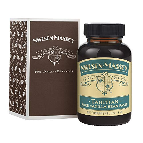Nielsen-Massey Tahitian Pure Vanilla Bean Paste, with gift box, 4 ounces - Limited Release by Nielsen-Massey (Image #6)