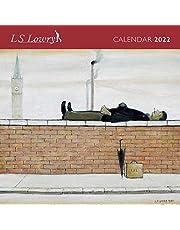 L.S. Lowry Mini Wall calendar 2022 (Art Calendar)