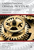img - for 1: Understanding Criminal Procedure, Volume One: Investigation book / textbook / text book