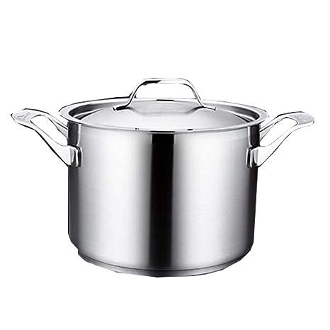 ANHPI Cocina Olla De La Sopa del Pote Acero Inoxidable Pote ...