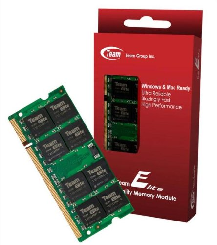 4GB Team High Performance Memory RAM Upgrade Single Stick For HP - Compaq Presario CQ40-106AX CQ40-106TU CQ40-107AU CQ40-107AX Laptop. The Memory Kit comes with Life Time Warranty.
