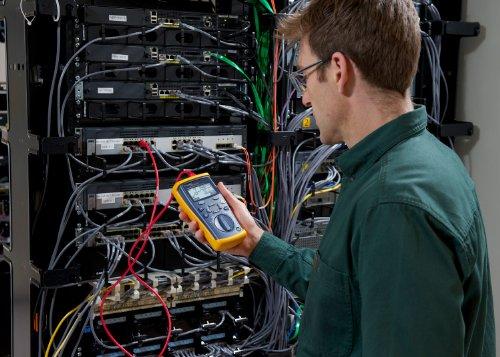 Fluke Network Cable Tester. Qualifier Kit