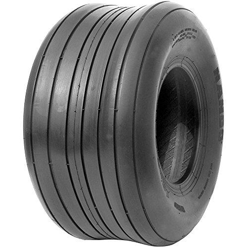 2 New - 16X6.50-8 4PR SU08 HI-Run Ribbed Commercial Mower - Tires Ribbed