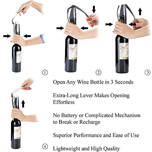 Buy lever corkscrew