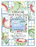 Coastal New England Summertime Cooking, Sherri Eldridge, 1886862109