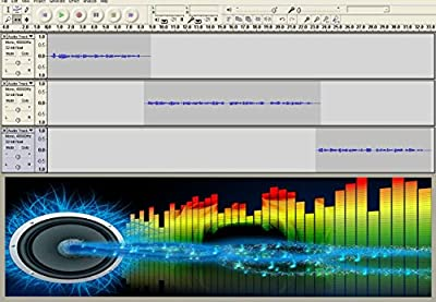 Audio Editing and Recording Create and Mix Music and Sound Tracks audio files: WAV, AIFF, FLAC, MP2, MP3, OGG Vorbis For Windows + Mac speed & pitch effects Edit Copy Paste Delete remove noises