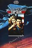 Posters USA - Tom Cruise Top Gun Movie Poster GLOSSY FINISH - FIL178 (24'' x 36'' (61cm x 91.5cm))