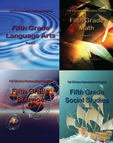 Download 1st Choice Homeschool Fifth Grade Digital Textbook Package – Parent Edition (1st Choice Homeschool Digital) Pdf