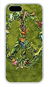 For SamSung Galaxy S4 Mini Phone Case Cover Rainforest Peace PC Hard Plastic For SamSung Galaxy S4 Mini Phone Case Cover Whtie