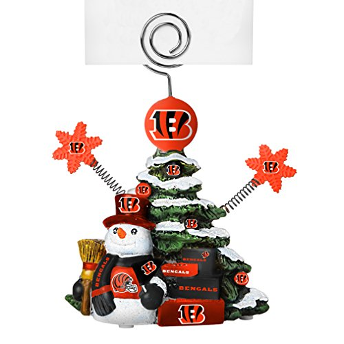 NFL Cincinnati Bengals Tree Photo Holder