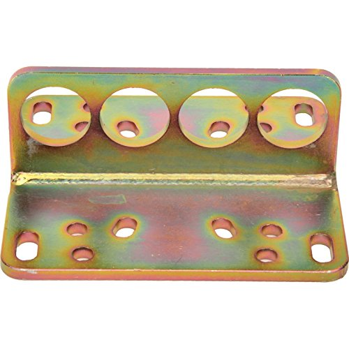 Standard Engine Lift Plate Fits Holley 2bbl & 4 bbl/Rochester Intake Manifolds by Speedway Motors (Image #1)