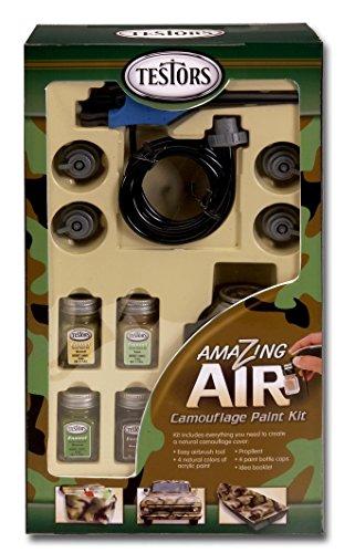 Testors Camouflage Airbrush Set -