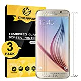 Best Galaxy S6 Screen Protectors - [3 Pack] Samsung Galaxy S6 Screen Protector, Nearpow Review