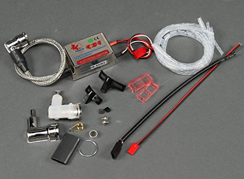 HobbyKing Replacement Complete Ignition Set for Single Cylinder Gas Engines