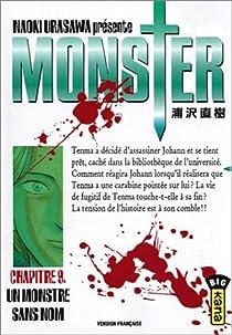 Monster, tome 9 : Un monstre sans nom par Urasawa