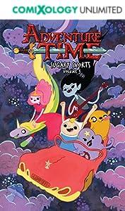 Adventure Time Sugary Shorts Vol. 3