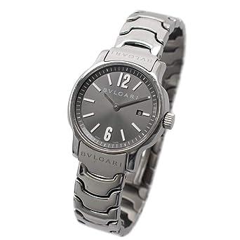 competitive price 71b26 9c363 Amazon | ブルガリ BVLGARI ソロテンポ ST29S 腕時計 シルバー ...