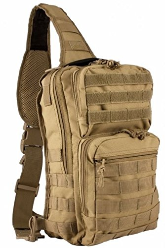 Red Rock Outdoor Gear Large Rover Sling Pack Coyote by Red Rock Outdoor Gear