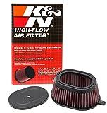 K&N KA-6589 Kawasaki High Performance Replacement Air Filter