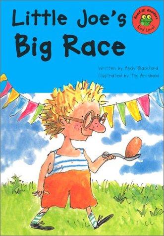 Little Joe's Big Race (Read-It! Readers) pdf epub