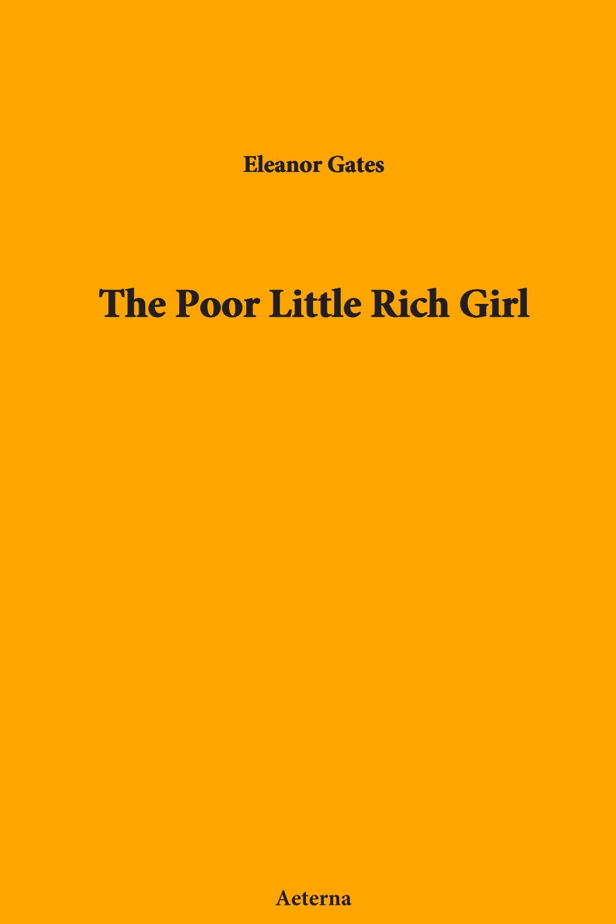 Download The Poor Little Rich Girl pdf epub