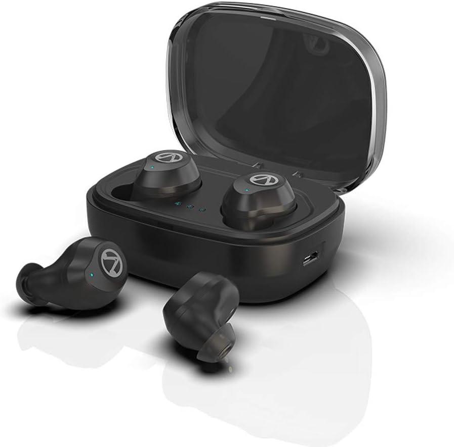 tianranrt Mini TWS inalámbrico Bluetooth 5.0 Stereo Headset