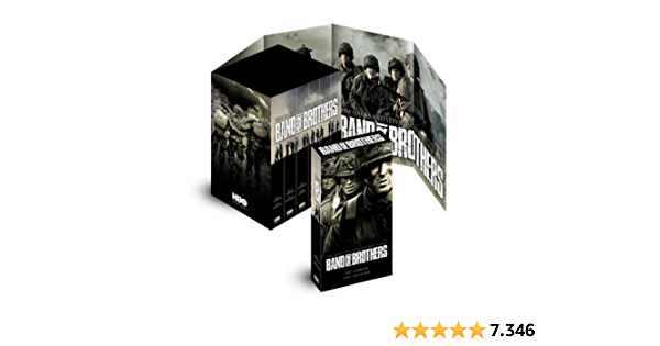 Band of brothers [Francia] [VHS]: Amazon.es: Schwimmer, David ...
