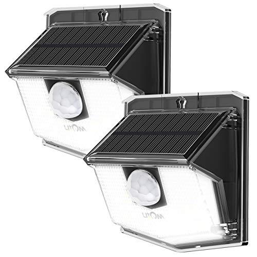 Best Solar Powered Motion Detector Lights