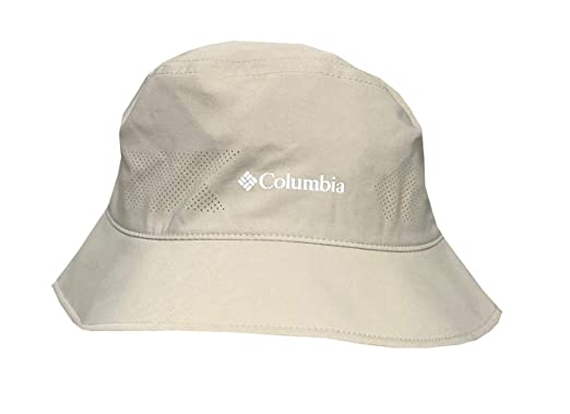 8f9549e2939ed Columbia Unisex Kestrel Trail Omni-Shield Logo Bucket Hat at Amazon ...