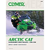 Clymer Artic Cat Snowmobile 1990-1998