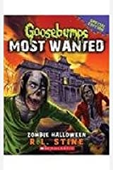 Goosebumps Most Wanted Special Edition #1: Zombie Halloween Paperback