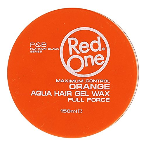 RedOne Aqua Gel Hair Wax, Orange